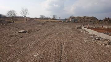 Stavební povolení na domy získáno